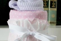 Baby Gifts / Why? Because some of these are too good of ideas to lose again. / by Monica Wallek