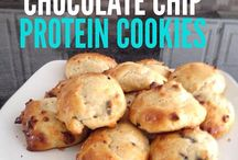 SiS Healthy Protein Snacks / Delicious and easy ideas to pop some protein into your diet.