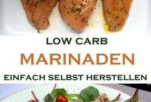 Low carb marinade
