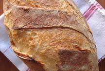 kenyér és egyéb kelt tészták