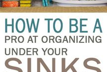 ORGANIZATION / We love all things organization! Below are articles or quotes from our blog (www.breathingitin.com) that we want to share with you to make your life more organized and simple! It includes organization ideas for the home, organization DIY, organization ideas and organization hacks.