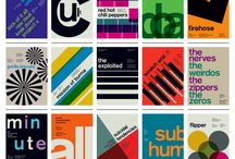 International Typographic Style / c. 1950 - early 1970