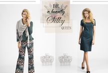 silky collection / Woman's fashion plus sizes