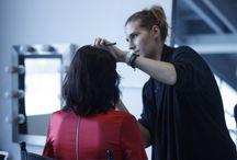 AW15/16 photo shooting - backstage