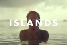 ISLAND. FILM & TV / by Thecubedesign