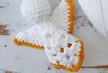 christmas crochet decoration