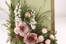 πινακας με λουλουδια