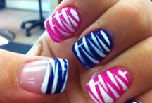 """""""I am different when my nails are done. I am more dynamic. """" - Marian Keyes / Nail polishes, styles and some tutorials on how to make your nails fun and exciting. / by Alex Hilfman"""