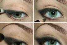 Smokey eyes / Beautiful eyes