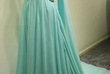 Sewing ~ Prom dresses