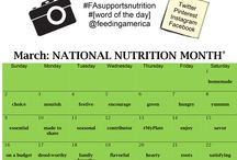 National Nutrition Month / by Bay Area Food Bank
