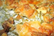 Casserole Bliss / by Cristy Burnett Buffington