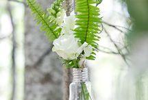 Svadba zelená