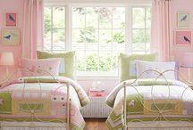 Bedroom Inspirations / by Kathleen Joranger