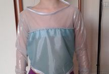 Elsa Frozen costume / Elsa Frozen costume (work in progress)