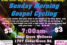 Gospel cycling