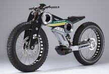 #Motorecyclos EBIKES