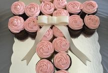 Confirmation cupcakes/cakes
