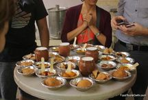 India Food Tourism / As culinary tourism is still a new sector, it needs promotion in domestic and overseas market to raise the awareness. A lot of tourists want to taste authentic local cuisines but don't know how to do so because they don't know about culinary tours. Raising awareness about the sector is a prerequisite in such an endeavour.