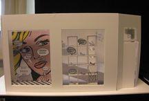 Utstillingsdesign / Flotte arbeider av Kristine Tetlimo