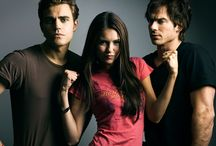 Mystic Falls / A Collection of Vampire Diaries Cast Members