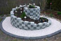 Ideen für Gartengestaltung