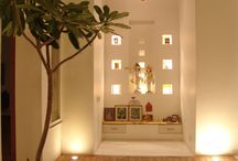 Huis Pooja room