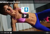 Workout Videos/Charts - Burn & Firm, Zumba & Yoga / by Christina Reyes Neretic