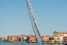 Sailing / Sailing with Italia Yachts luxury boats