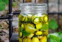 Pickles / conserves