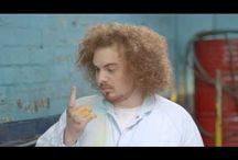 Funny commercials