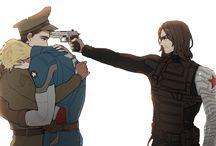 Bucky x Bucky
