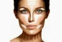 Wundercurves ♥ Make Up / Das richtige Make-Up ist für jede Frau das A und O. Ideen wie ihr bestimmte Stellen Eures Gesichts betont, hervorhebt oder aber kaschiert, findet Ihr unter: http://www.wundercurves.de/magazin/Beauty.
