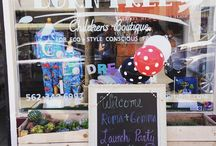 R+G Shops We Love / Supporting other small shops is important to us, here are some we love.