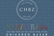 Chicureo Bazar: 16 al 18 de octubre de 11 a 21hrs.
