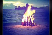 Beach bonfires / by Carolyn Davies