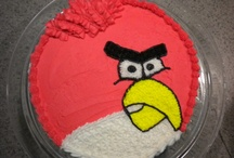 Angry Bird Theme Party / by Ginette Manzano
