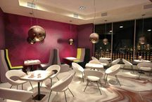 """Shokolodanitsa"" Café in Moscow / Architects: Telemak ANANYAN, Zohrab BAUER, Gohar ISAKHANYAN, Areg SIRAVYAN, Ani KHOJOYAN, Arineh SUKIASSIAN, Hayk MARTIROSYAN 3d modeling and visualization: Areg SIRAVYAN / by ITHAKA Architecture&Design"