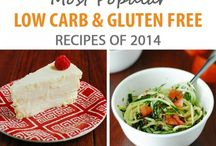 Best Low Carb Recipes - 2014 / The Low Carb Diet's most popular recipes that were created in 2014.