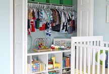 Boys bedroom ideas / Ideas on how to decorate boys bedrooms from baby to teen