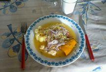 Cocina de mi casa / Que cosa se come hoy dia......