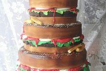 Grooms Cake / Grooms Cake, de leukste taart voor de bruidegom