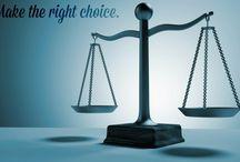 Choosing the right Attorney