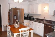 Kitchen Renovation / check out this kitchen renovation using HFHCC ReStore items