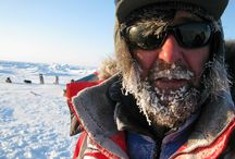 Polar travels / Famous Russian polar travellers (Fedor Konyukhov, Victor Simonov, Vasily Elagin) and their discoveries powered by Red Fox.