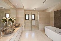 Kylpyhuoneideoita