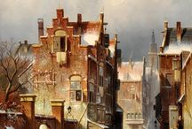 Dutch paintings