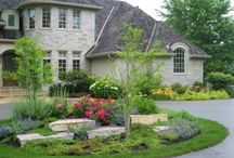 landscape ideas / by Marvella Hill