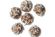 Recipes:  no sugar treats / by Gwen Plauche