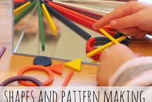 Playful Maths for Kids / Ideas for kids to learn and practice early math skills through play. Because maths is fun! / by Danya Banya